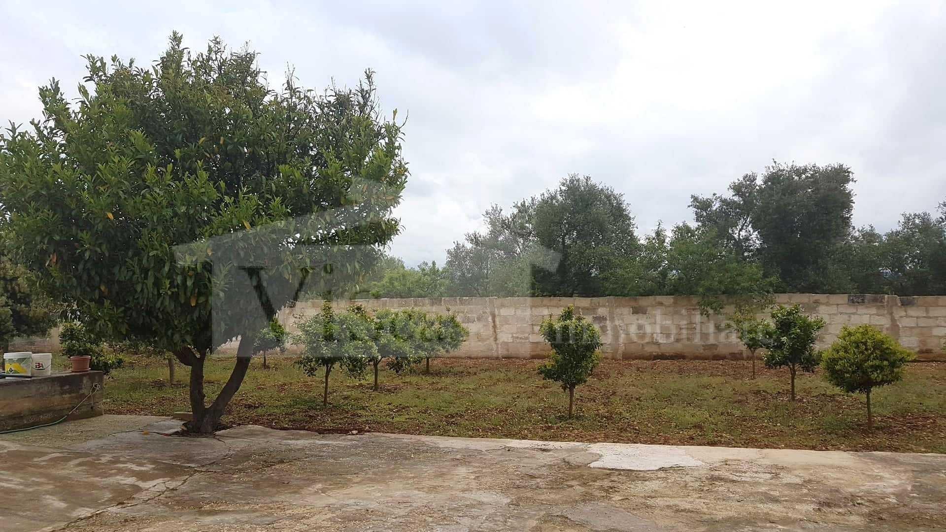Villino in campagna uso deposito con terreno 5000 mq